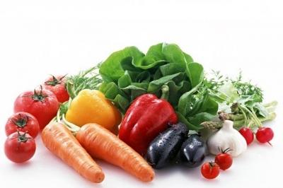 Frische Gemüsekiste, groß (8 kg)