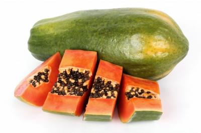 Papaya 1 Stück