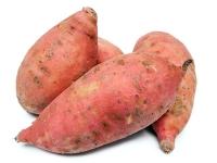 Frische Bio Süßkartoffeln - 1 kg