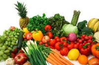 Frische Obst- und Gemüsekiste, mittel (4 kg)